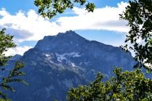 Salzburger Hochthron, ein Gipfel des Untersbergs