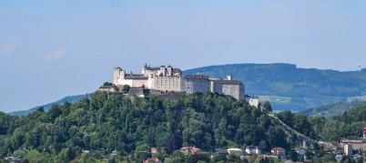 Die Feste Hohensalzburg