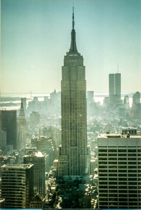 Empire State Building 1999
