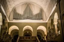 Die Orgel namens Weiße Rose