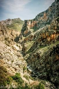 In den Sfakiotischen Bergen