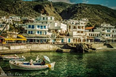 Hafen von Chora Sfakion