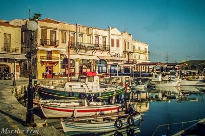 Hafen von Rhethymnon