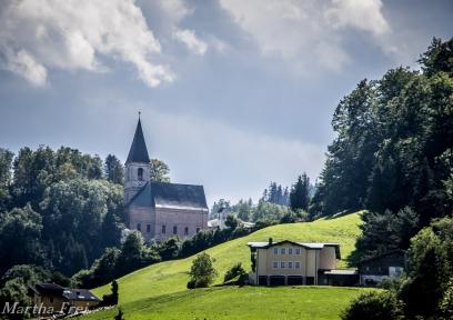 Das Kircherl von Bad Dürrnberg