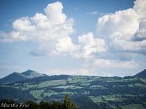 Blick ins Salzburgische