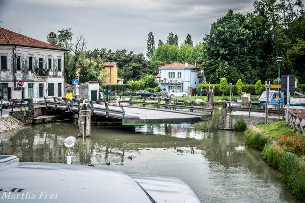 Il Burchiello - Brenta-Kanal-15