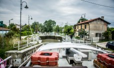 Il Burchiello - Brenta-Kanal-7