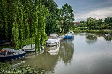 Il Burchiello - Brenta-Kanal-8