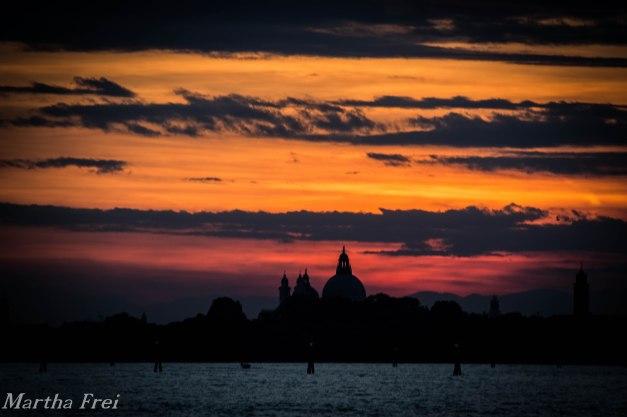 Venedig - Murano-Burano-sunset-104