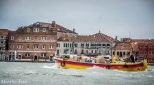 Paketbote a la Venezia