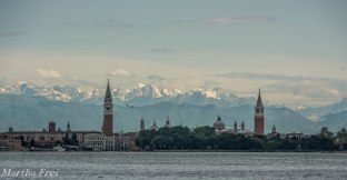 Venedig - Murano-Burano-sunset-2