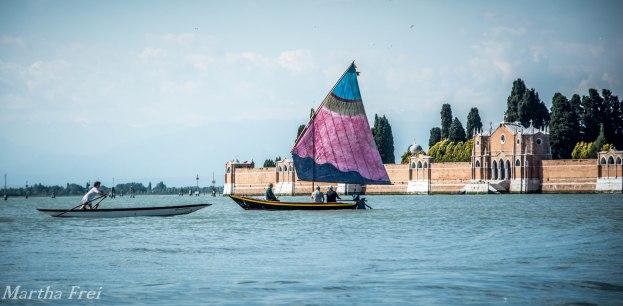 Venedig - Murano-Burano-sunset-80