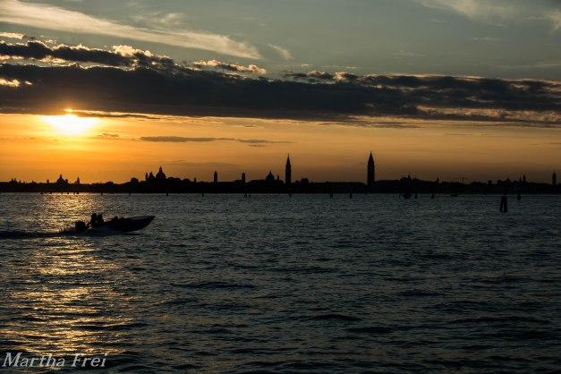 Venedig - Murano-Burano-sunset-83