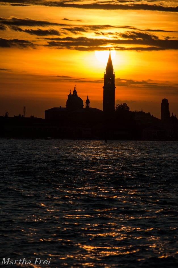 Venedig - Murano-Burano-sunset-86