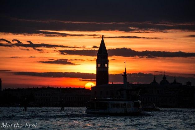 Venedig - Murano-Burano-sunset-94