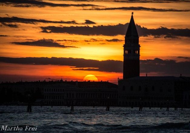 Venedig - Murano-Burano-sunset-96