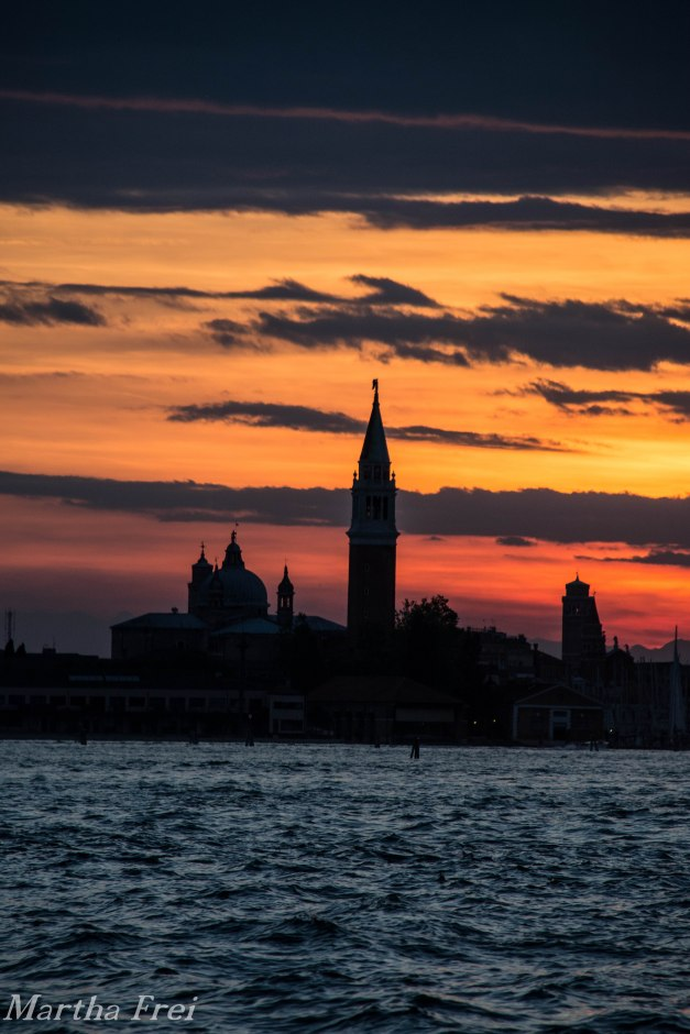 Venedig - Murano-Burano-sunset-99