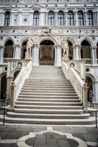 Die Treppe der Giganten