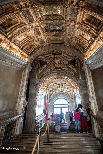 Die Goldene Treppe