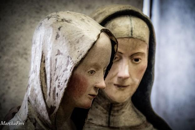 due donne-