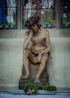 Die schönste Christus-Figur, die ich je gesehen habe.