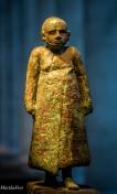 Schon vor 4.000 Jahren waren Beamte gut genährt. ;-)