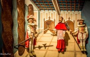 Erzbischof Wolf-Dietrichs Gefangennahme 1611
