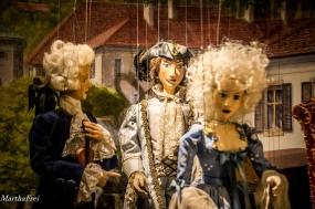 Mozart kehrt von einer Reise zurück