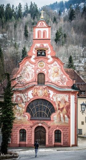 Die Heilig-Geist-Spitalkirche