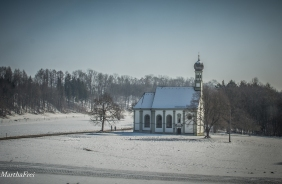 Barockkircherl St. Leonhard