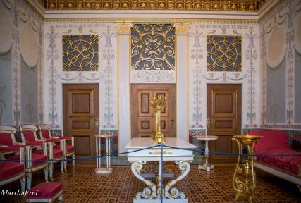 Ankleidezimmer des Königs