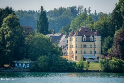 Schloss Garatshausen nahe Tutzing